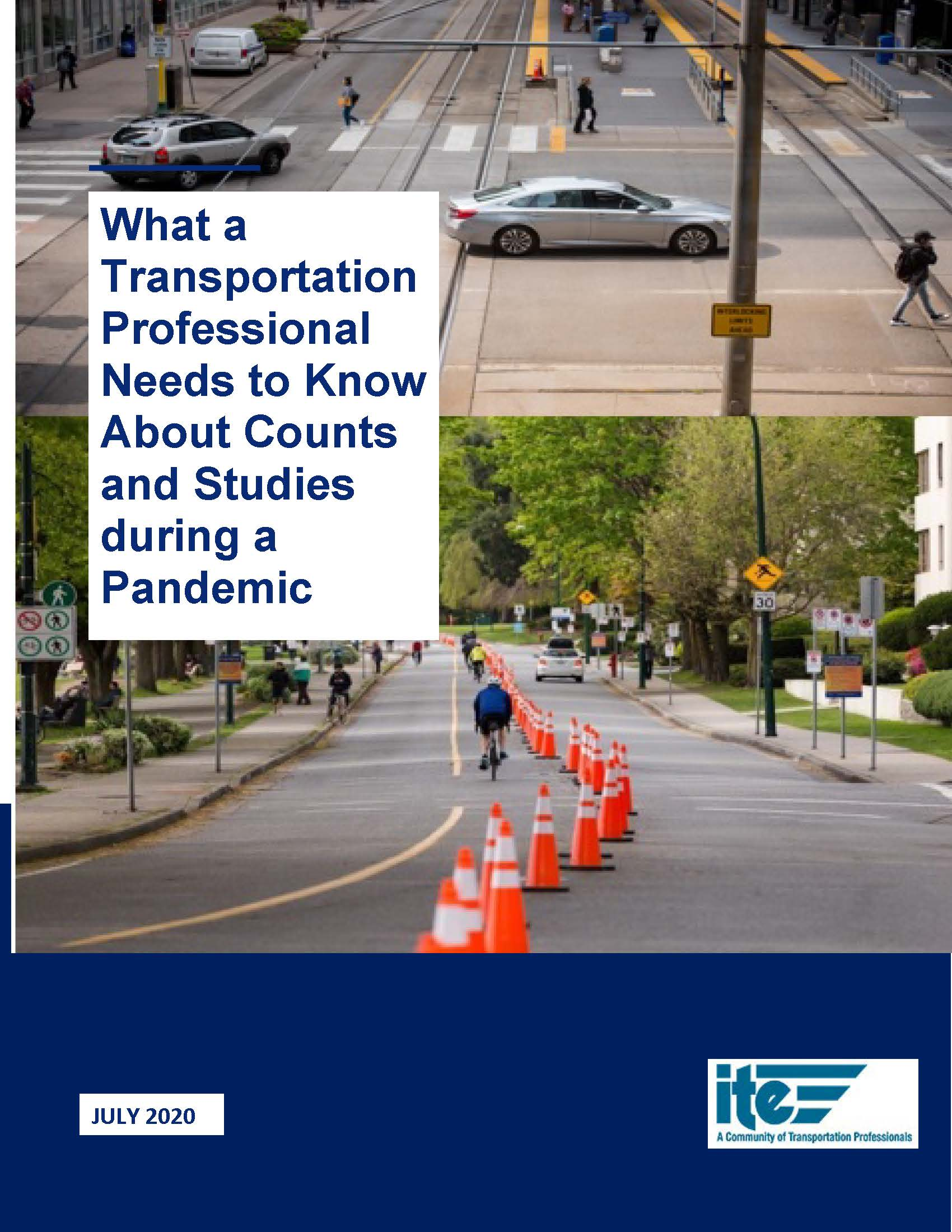 Counts and Studies during a Pandemic